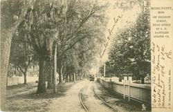 MOSS POINT, MISS. ON FOUNDRY STREET, NEAR OFFICE OF L.N. DANTZLER LUMBER CO.