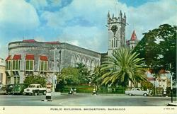 PUBLIC BUILDINGS, BRIDGETOWN