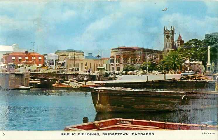 PUBLIC BUILDINGS, BRIDGETOWN