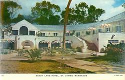 SANDY LANE HOTEL, ST. JAMES