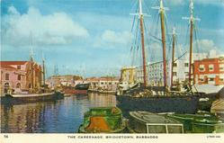 THE CAREENAGE, BRIDGETOWN