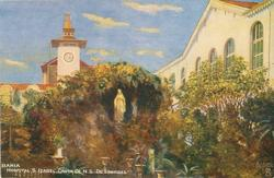 HOSPITAL S. IZABEL, GRUTA DE N.S. DE LOURDES