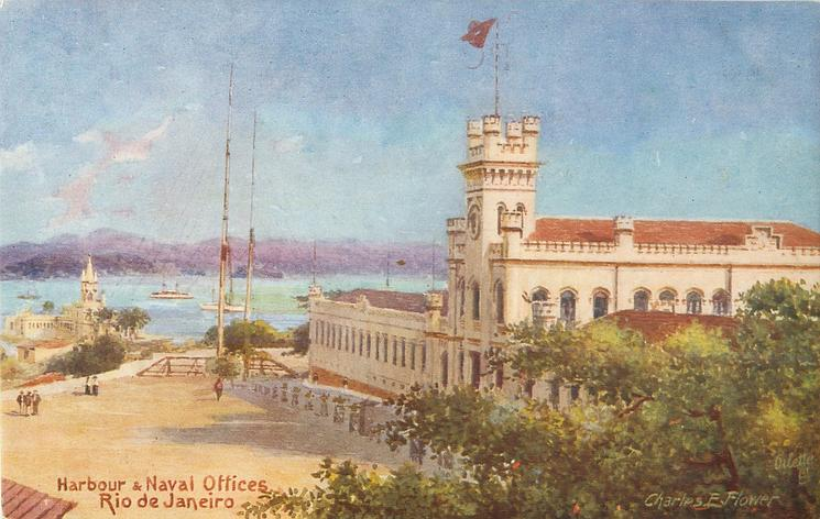HARBOUR & NAVAL OFFICES