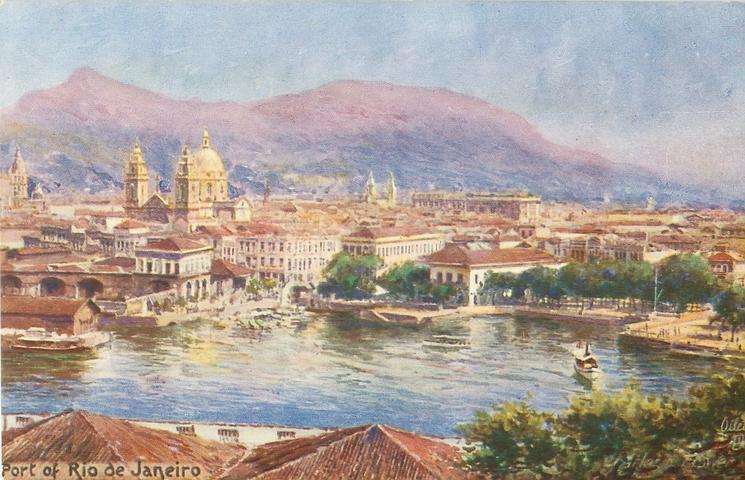 PORT OF RIO DE JANIERO