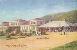 LEMBRANCA DE SANTOS, NOVO HOTEL DO GUARUJA