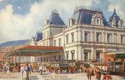 ESTACAO SAN PAULO RAILWAY