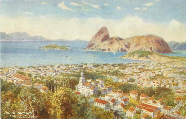ENTRADA DE BAHIA