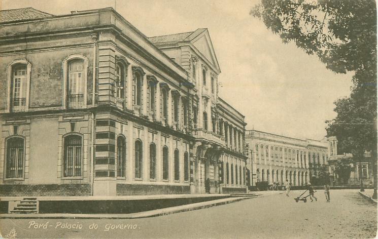PALACIO DO GOVERNO