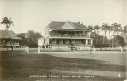 GEORGETOWN CRICKET CLUB