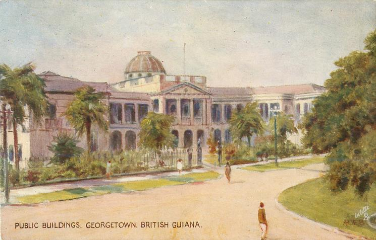PUBLIC BUILDINGS, GEORGETOWN