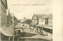 WATER STREET, GEORGETOWN