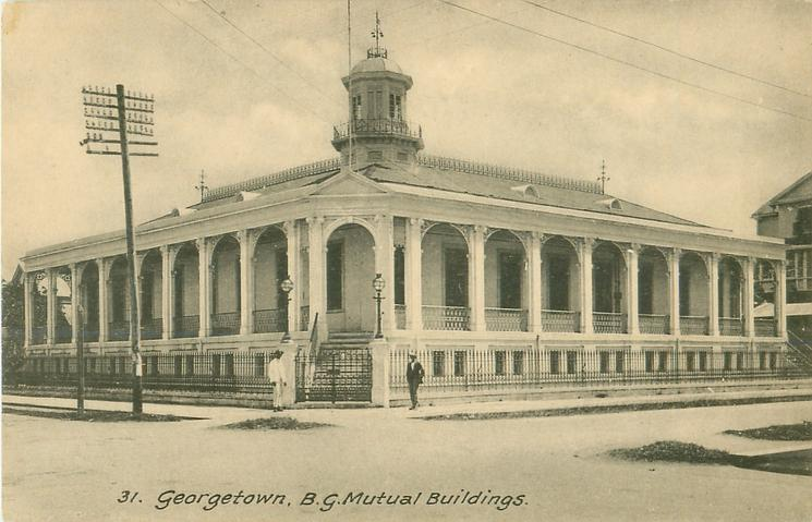 B.G. MUTUAL BUILDINGS