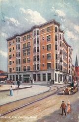 CAWTHON HOTEL
