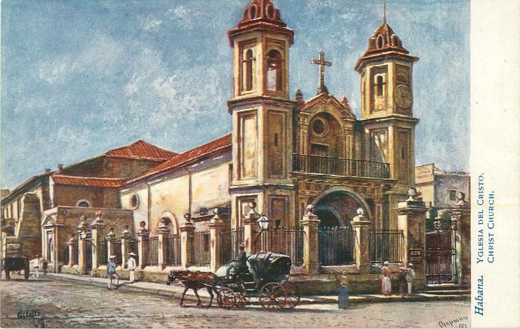 YGLESIA DEL CHRISTO//CHRIST CHURCH