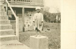 A NATIVE OF GRENADA