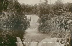 CLIFTON FALLS, WHITE RIVER, ST. ANN