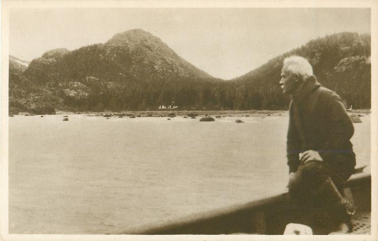 SIR WILFRED GRENFELL ON THE LABRADOR