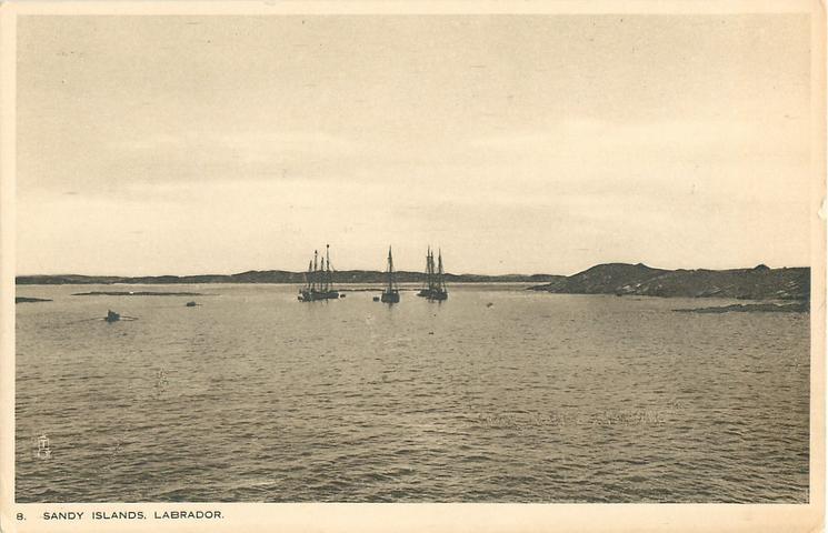 SANDY ISLANDS, LABRADOR