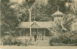 CURATOR'S OFFICE, BOTANICAL STATION