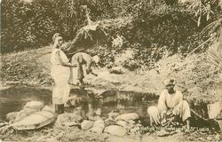 NATIVE WASHERWOMEN