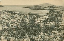 NORTHERN VIEW OF CASTRIES