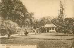 REST HOUSE, BOTANICAL STATION