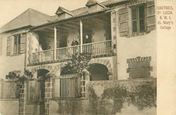 CASTRIES, ST. MARY'S COLLEGE