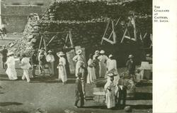 THE COALYARD AT CASTRIES