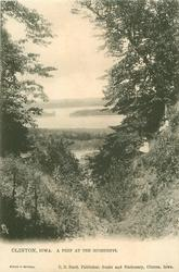 A PEEP AT THE MISSISSIPPI