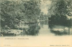 THE SWANNANOA RIVER