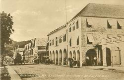 BUSINESS HOUSES, BAY STREET, KINGSTOWN