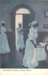 WAITING MAIDS