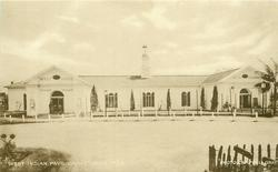 WEST INDIAN PAVILION, WEMBLEY, 1924