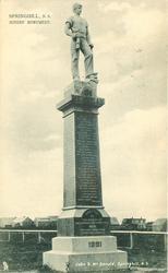 MINER'S MONUMENT