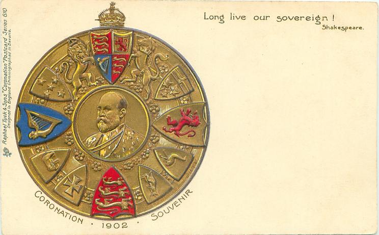 LONG LIVE OUR SOVEREIGN!