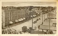 COLBORNE STREET