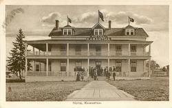 HOTEL KAWARTHA