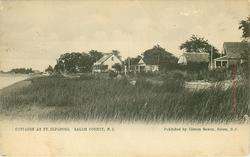COTTAGES AT FT. ELFSBORG, SALEM COUNTY N.J.