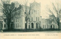 WESTERN KENTUCKY STATE NORMAL SCHOOL