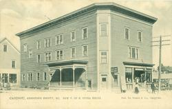 AROOSTOOK COUNTY, ME, NEW P. OF H. OPERA HOUSE