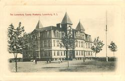 THE LUNENBURG COUNTY ACADEMY