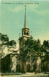 ST. DUNSTAN'S R.C. CHURCH