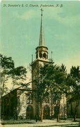ST. DUNSTAN'S R.C. CHURCH