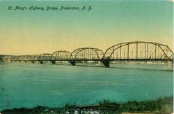 ST. MARY'S HIGHWAY BRIDGE