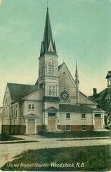 UNITED BAPTIST CHURCH