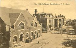 THE PUBLIC BUILDINGS ON QUEENS SQUARE