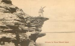 WELCOME TO PRINCE EDWARD ISLAND