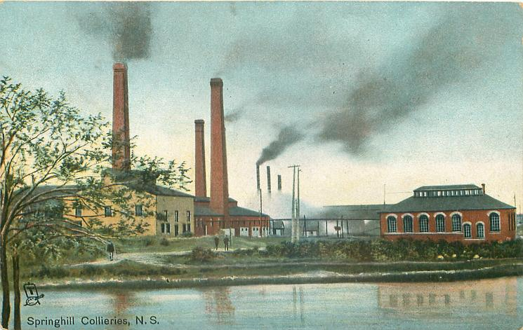 SPRINGHILL COLLIERIES
