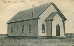 L.D.S. CHURCH
