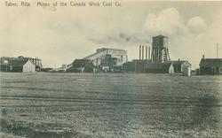 MINES OF THE CANADA WEST COAL CO.